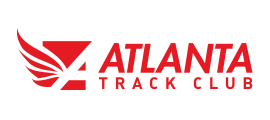 Logo for the Atlanta Track Club
