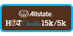 Allstate Hot Chocolate 15k/5k Run Event Logo