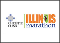 Illinois Marathon Event Logo