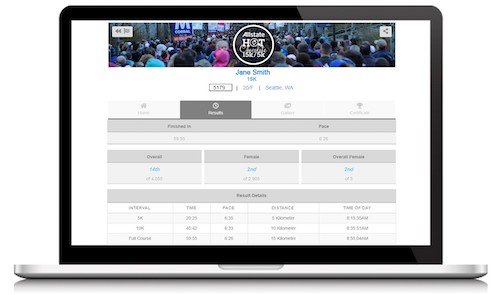 Race Timing - Event and Race Management | EnMotive